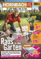 Raus in den Garten