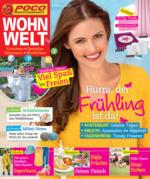 Das neue Kundenmagazin: WOHNWELT - FRÜHLING