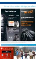 Wintercheck und Reifenwechsel beim Profi