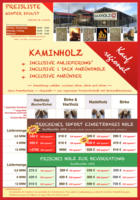Saxholz Produkte