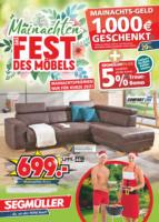 Mainachten: Das Fest des Möbels