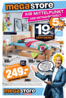 megastore: Der Mitnahmemarkt von Segmüller