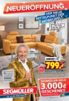 Neueröffnung: Der neue Mittelpunkt der Möbelwelt.