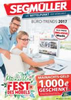 Segmüller: Büro-Trends 2017