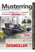 Segmüller: Hochwert-Prospekt