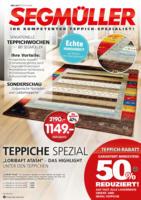 Segmüller: Ihr Teppich-Spezialist!