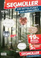 Segmüller: Leuchten-Spezial