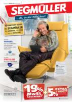 Segmüller: Sessel-Spezial