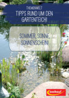 Themenwelt Tipps rund um den Gartenteich